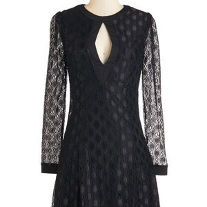 Long Awaited Lovely Lace Dress from ModCloth